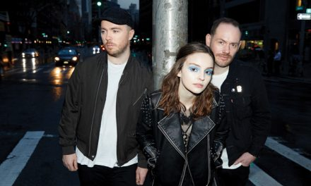 Q&A with CHVRCHES' Lauren Mayberry