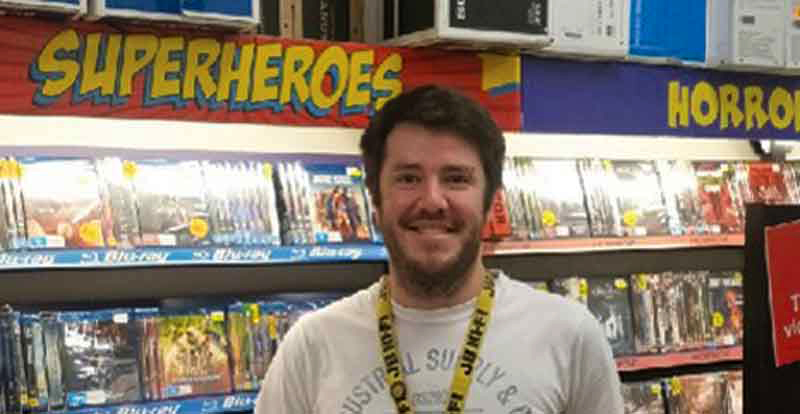 Movie Talk with Corey Davenport (JB Hi-Fi Traralgon)