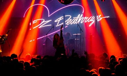 DZ Deathrays @ 170 Russell – gallery