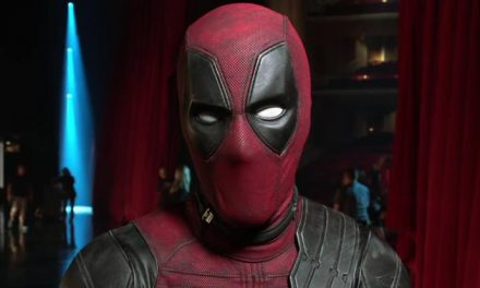 Deadpool commentates 'Ashes'