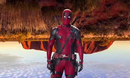 Strewth! Deadpool disses Australia!