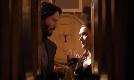Keanu and Winona's Destination Wedding