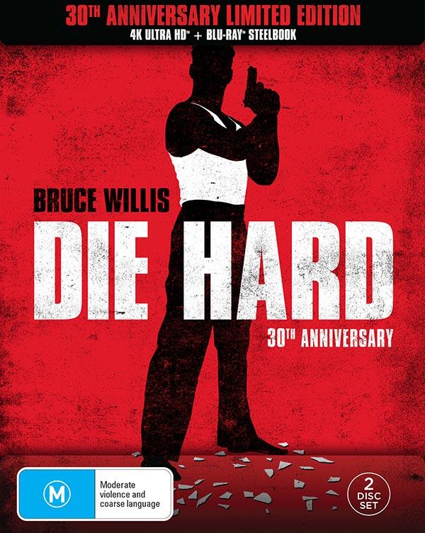 Die Hard steelbook
