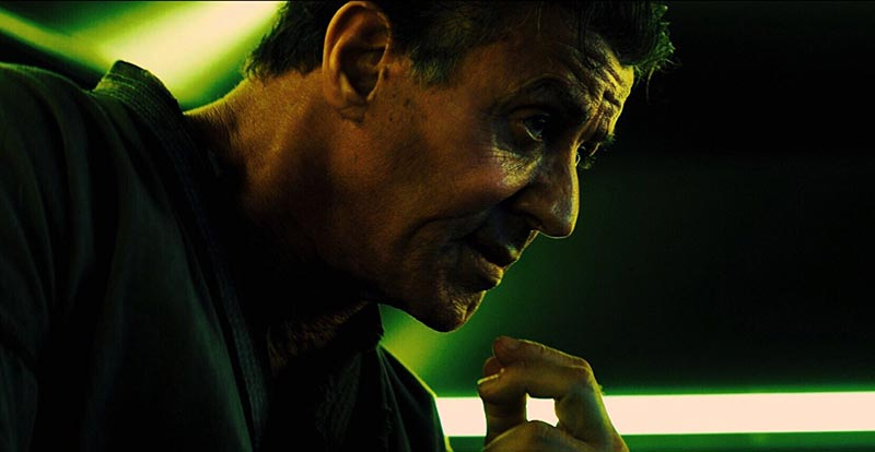 Stallone has an Escape Plan 2