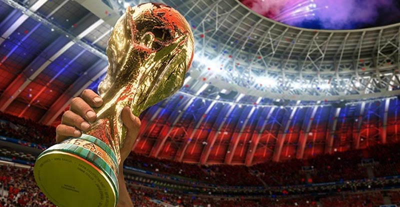 FIFA 18 heading to the World Cup
