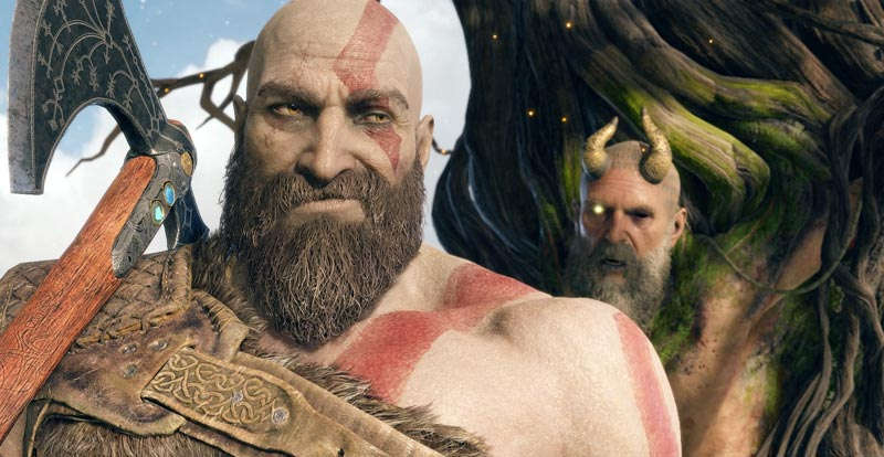 God of War snaps! Photo mode incoming
