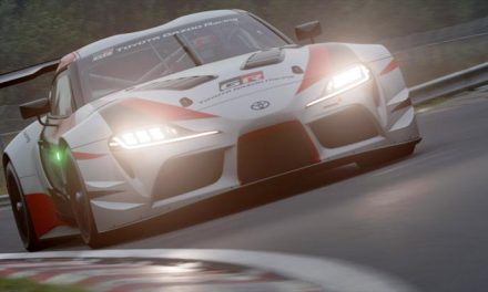 Gran Turismo Sport gets super Supra update!