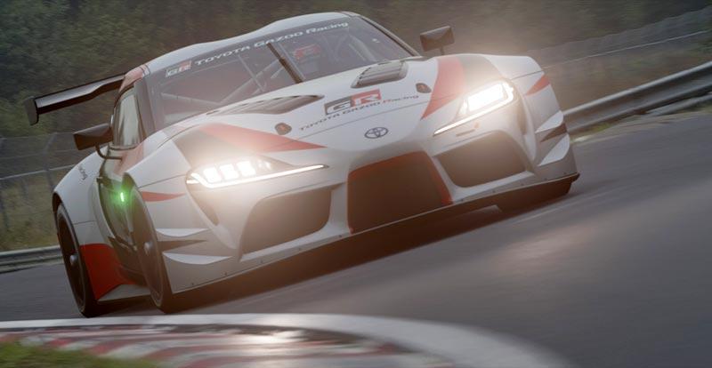 Gran Turismo Sport gets super Supra update!