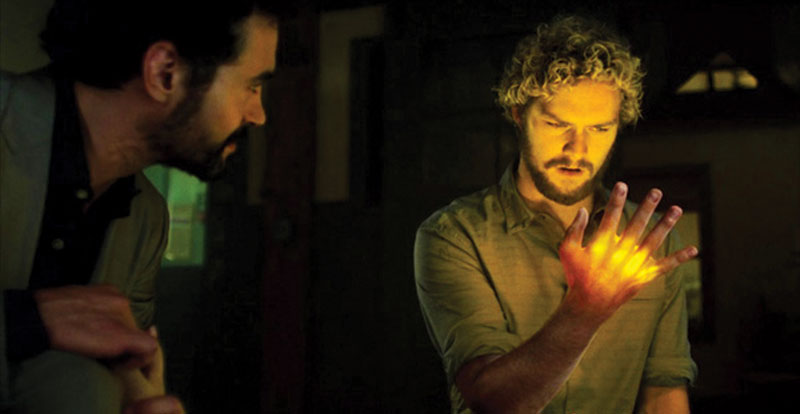 Iron Fist: Season 1 on DVD & Blu-ray May 30