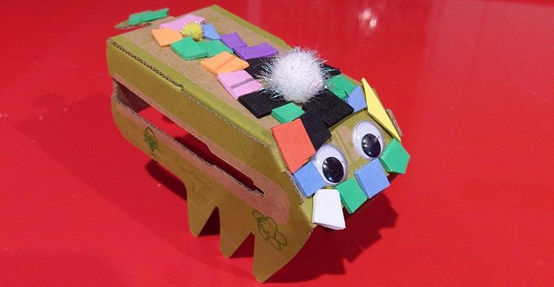 Nintendo Labo - buggy