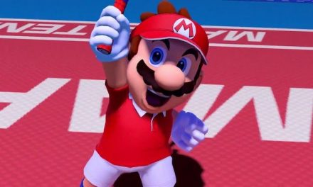 Ace! Try Mario Tennis Aces early
