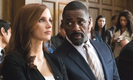 Molly's Game on DVD & Blu-ray May 23