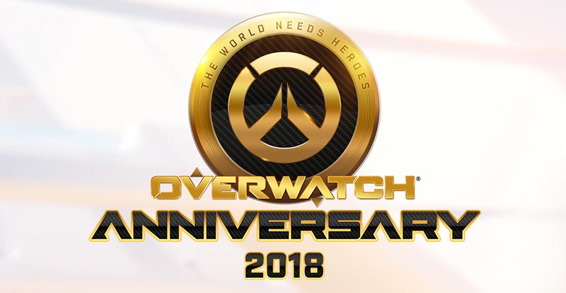 Party on with Overwatch!