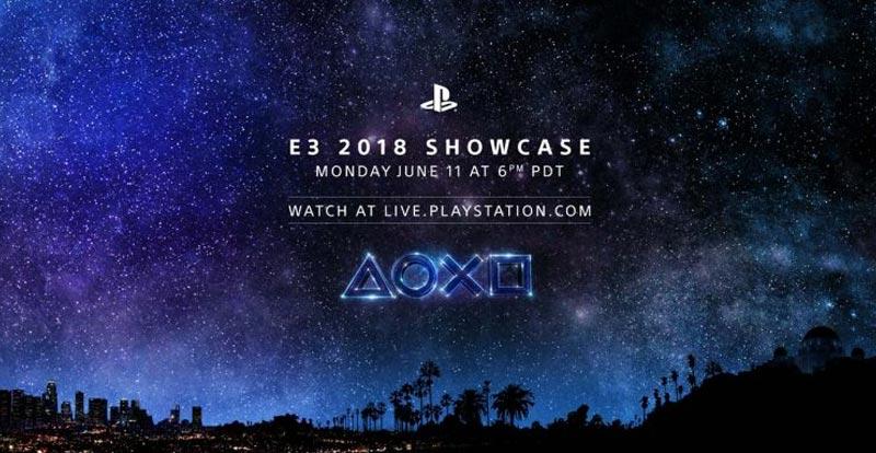 E3 2018: Sony dropping no new hardware?