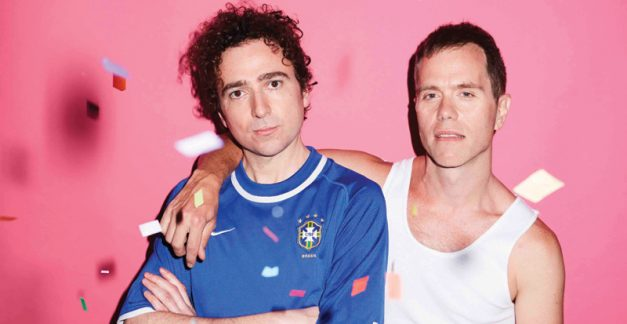 An interview with The Presets' Julian Hamilton