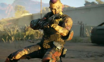 Rage 2 trailer smashes down