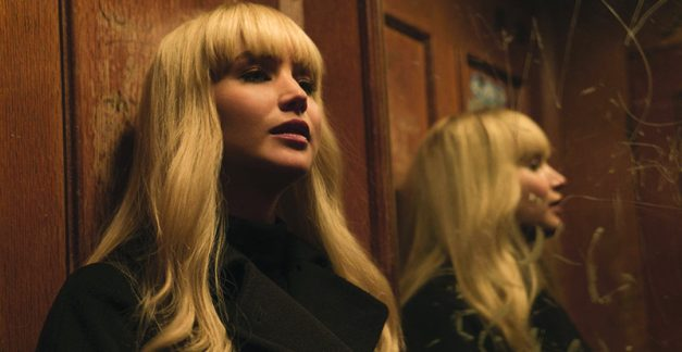 Red Sparrow on DVD, Blu-ray and 4K June 6