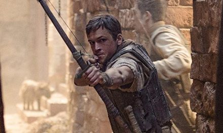 Robin Hood teaser is looking twangtastic!