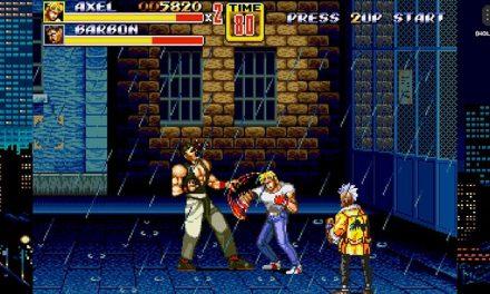 SEGA Mega Drive Classics – review