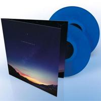 Singularity blue vinyl
