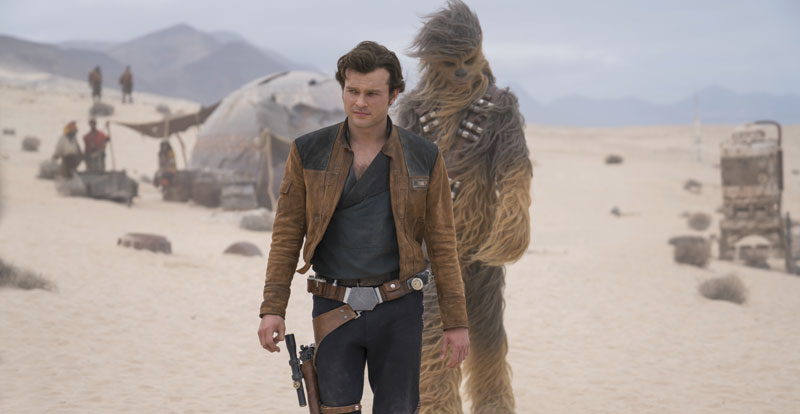 Solo: A Star Wars Story – review