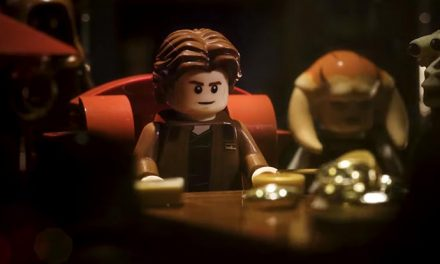 Solo: A Star Wars Story – the LEGO trailer