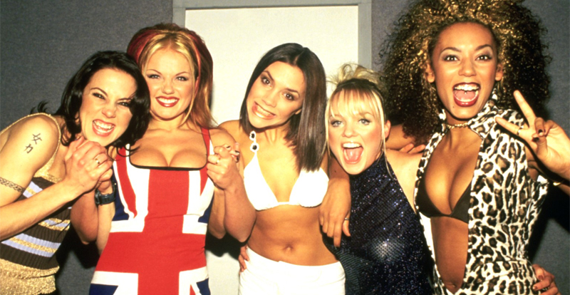 It's 20 years since Geri smoke-bombed on the Spice Girls