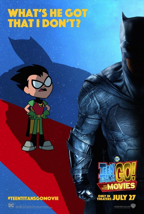 Teen Titans Go! Robin