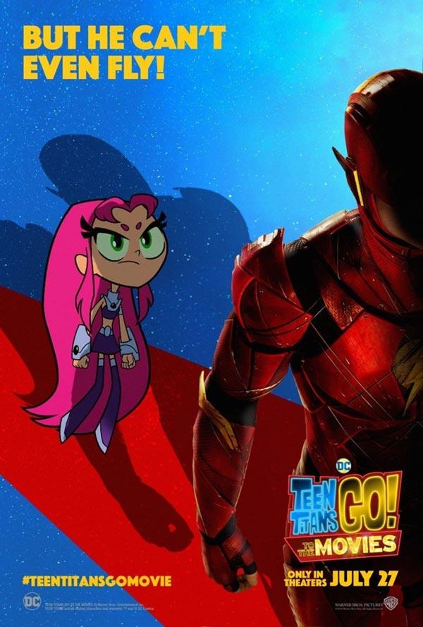 Teen Titans Go! StarFire