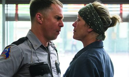 Three Billboards Outside Ebbing, Missouri on DVD, Blu-ray & 4K May 16