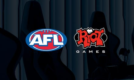 The AFL and Riot Games enter world-first partnership
