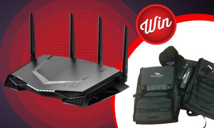 Up your game with the NETGEAR XR500 Nighthawk Pro Gaming Router