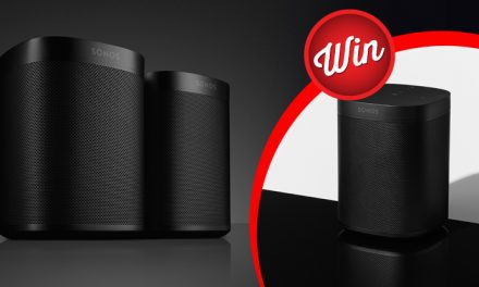 Win one of two Sonos One voice-controlled smart speakers