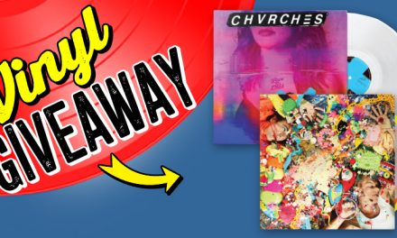 New release vinyl giveaway: June 2018