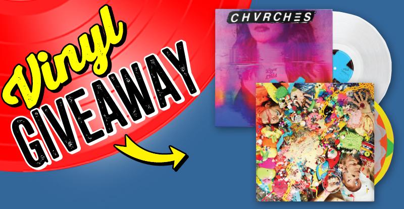 New release vinyl giveaway: June 2018