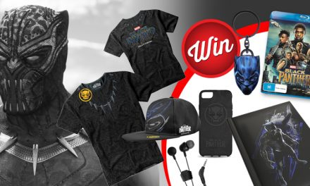 Wakanda Forever! Win one of two Black Panther goodie bags