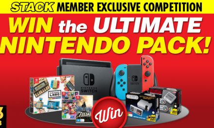 STACK member competition: Win an ultimate Nintendo pack
