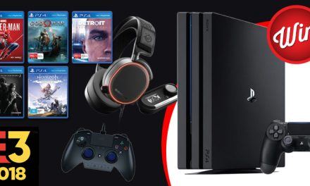 E3: Win an ultimate PlayStation pack!