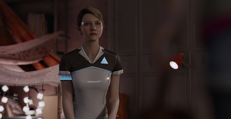 Detroit: Become Human – hands-on