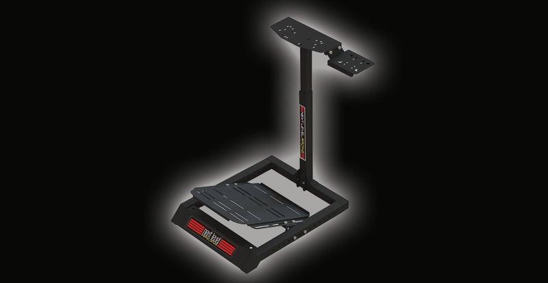 Next Level Racing Lite Wheel Stand – review
