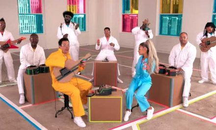 'No Tears Left To Cry' on the Nintendo Labo
