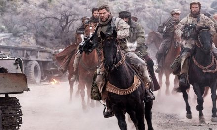 12 Strong on DVD and Blu-ray June 13