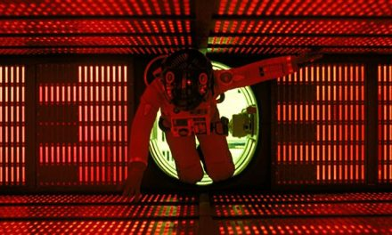 2001: A Space Odyssey on 4K detailed