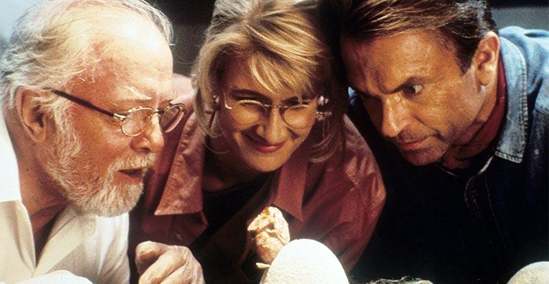 Jurassic Park 1, II, III and Jurassic World – 4K Ultra HD reviews