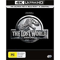 4K June 2018 - The Lost World: Jurassic Park