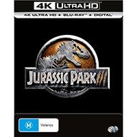 4K June 2018 - Jurassic Park III