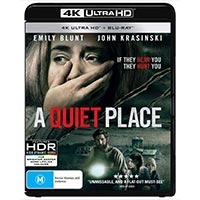 4K July 2018 - A Quiet Place