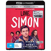 4K July 2018 - Love, Simon