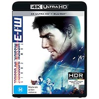 4K July 2018 - Mission: Impossible III