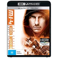 4K July 2018 - Mission: Impossible - Ghost Protocol